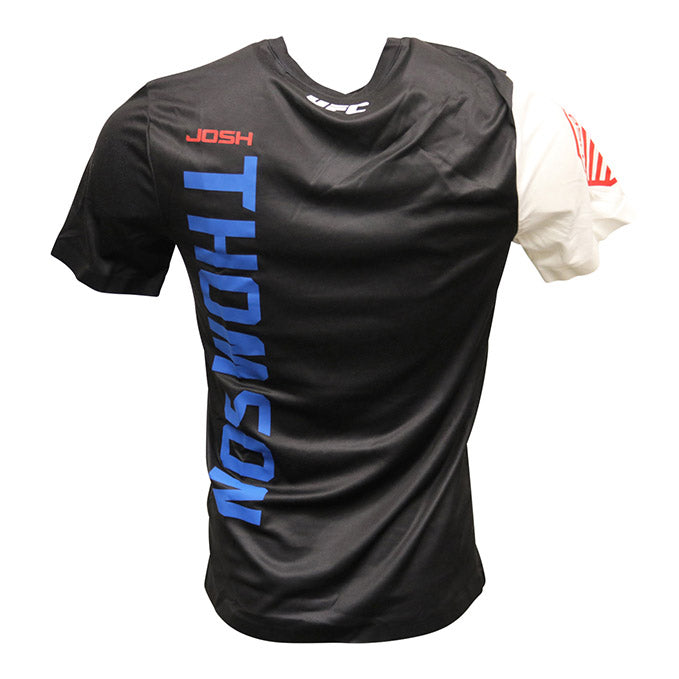 Josh Thomson Event Worn Jersey from UFC Fight Night 71 - San Diego