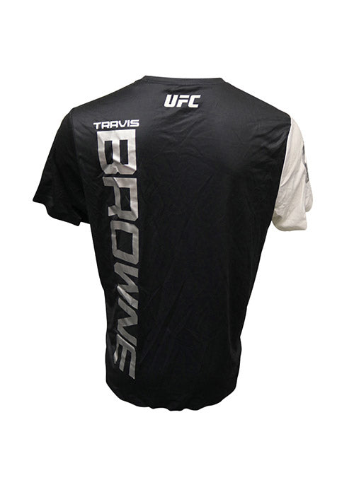 Travis Browne Event Worn Jersey from UFC 213
