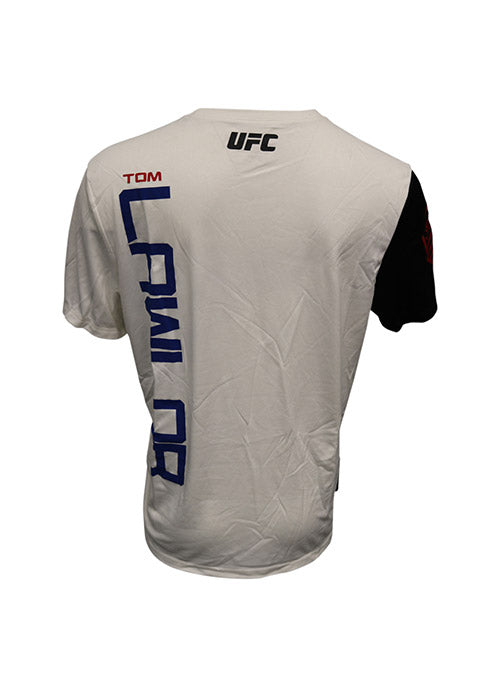 Tom Lawlor Event Worn Jersey from UFC on Fox 16 - Chicago