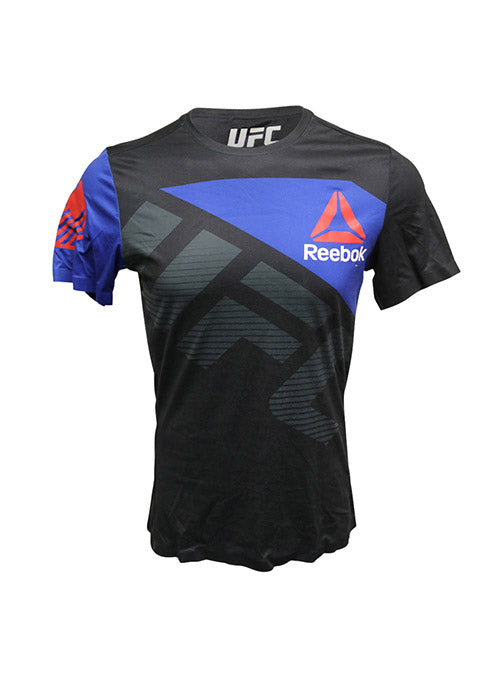 "Rick Glenn Autographed Event Worn Jersey, Inscribed ""The Gladiator"", from UFC 208"