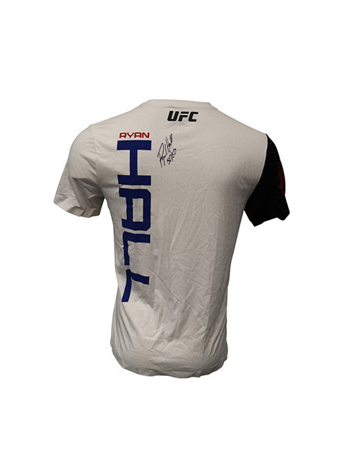 Ryan Hall Autographed Event Worn Jersey from TUF 24 Finale - Las Vegas