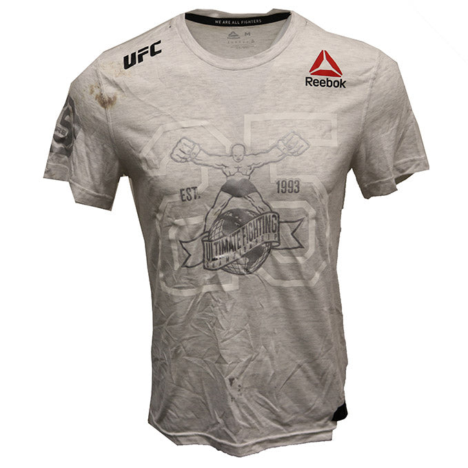 Anthony Pettis Autographed Event Worn Jersey from UFC 226