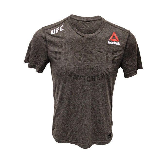 Gavin Tucker Autographed Event Worn Jersey from UFC 256: Figueiredo vs Moreno