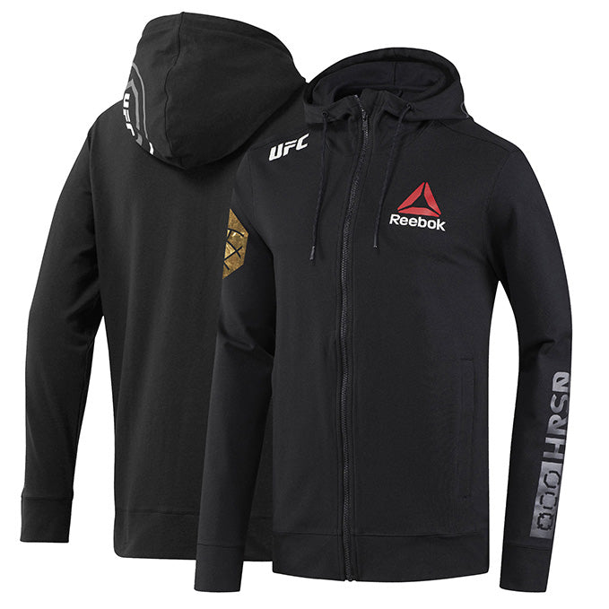 Custom Men's Reebok Champion UFC Fight Night Walkout Hoodie Replica