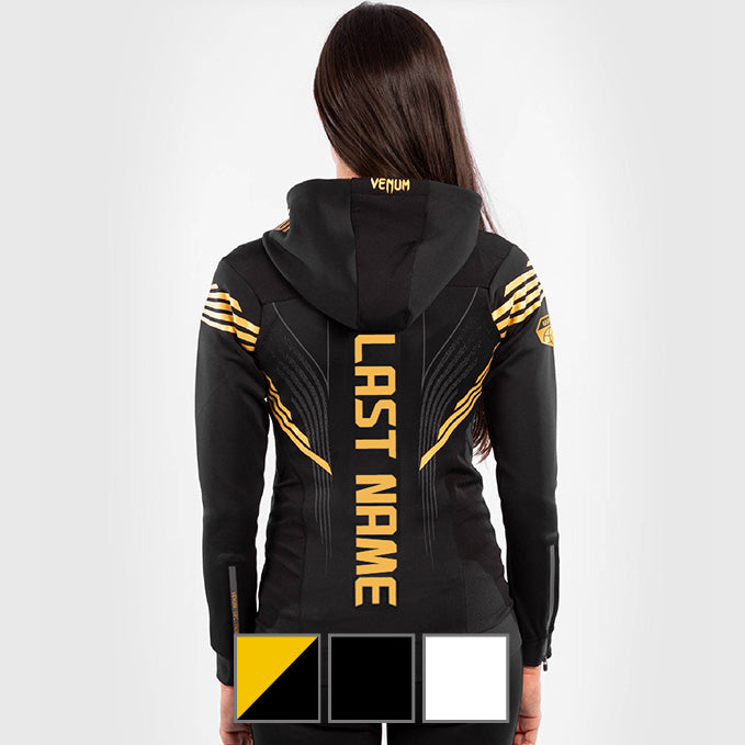 UFC VENUM Personalized Authentic Fight Night Women's Walkout Hoodie