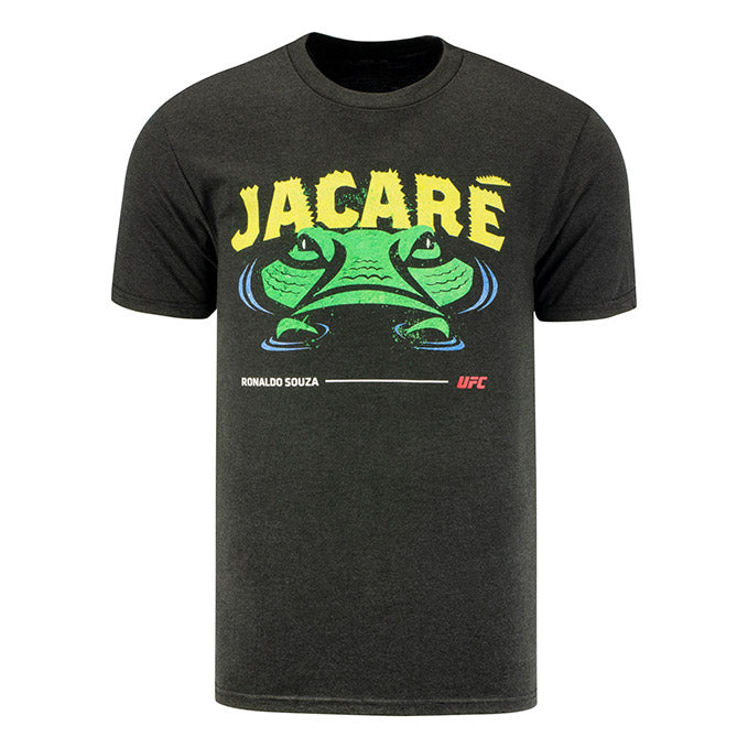 "Men's UFC Ronaldo ""Jacaré"" Souza Alligator T-Shirt"