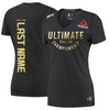 Custom Women's Reebok Champion Authentic UFC Fight Night Walkout Jersey