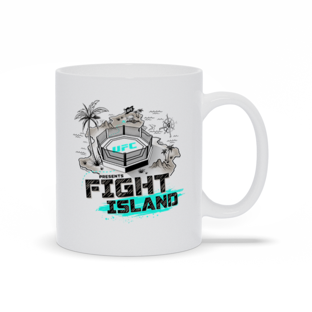 UFC Fight Island Coffee Mug