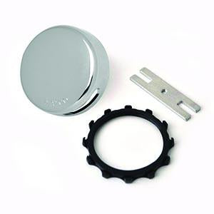 Watco Innovator Snap-On Bathtub Overflow Plate Kit