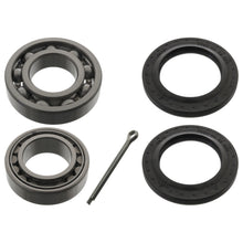 Load image into Gallery viewer, Rear Wheel Bearing Kit Inc Shaft Seals & Cotter Pin Fits Volkswagen T Febi 03691