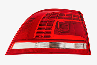 Rear Left Led Tail Light Fits VW Touareg OE 7P6945207 Valeo 44606