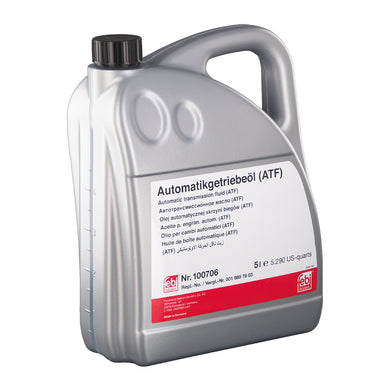 Automatic Transmission Fluid (Atf) Fits Mercedes Benz Universell ver Febi 100706