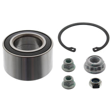 Load image into Gallery viewer, Wheel Bearing Kit Inc Axle Nut Nuts & Circlip Fits Volkswagen Bora 4m Febi 14250