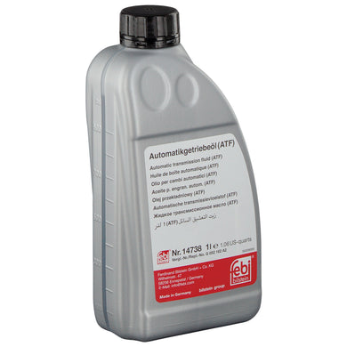 Automatic Transmission Fluid (Atf) Fits Volkswagen Bora 4motion Varia Febi 14738