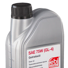 Load image into Gallery viewer, Gear Oil SAE 75W GL-4 1Ltr Fits Ford Audi Merc VW Volvo Febi 21829