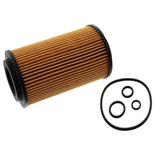 Load image into Gallery viewer, Oil Filter Inc Seal Rings Fits Mercedes Benz C 200 CDI Coupe Eco C 20 Febi 24661