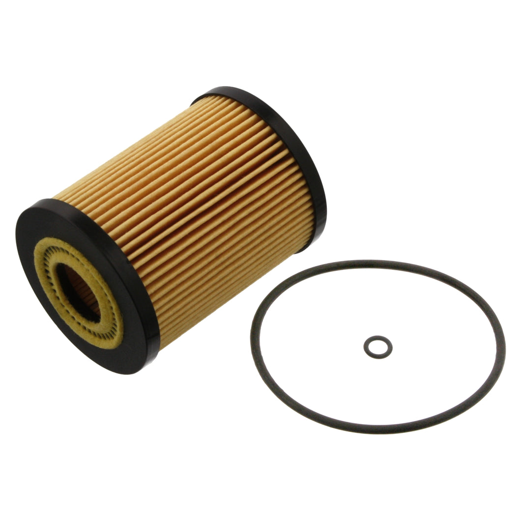 Oil Filter Inc Seal Rings Fits Mercedes Benz C-Class Model 203 204 CL Febi 37478