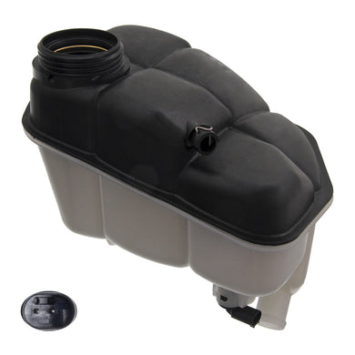 Coolant Expansion Tank Inc Sensor Fits Mercedes Benz CLS Model 219 E- Febi 37645