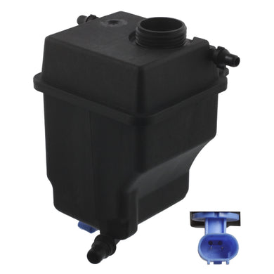 Coolant Expansion Tank Inc Sensor & Venting Bolt Fits Land Rover BMW Febi 38458