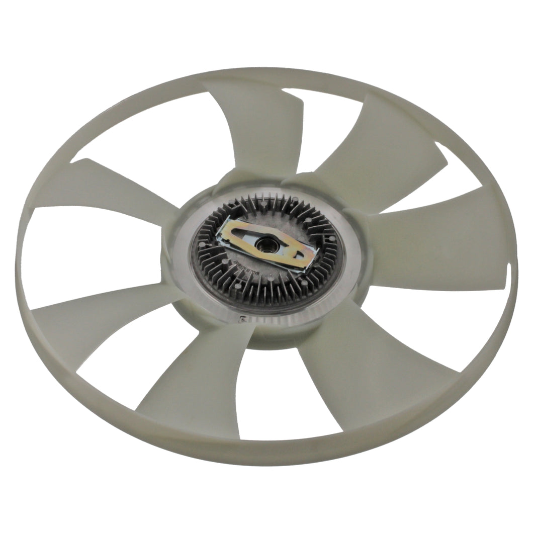 Fan Coupling Inc Fan Impeller Fits Volkswagen Crafter Mercedes Benz S Febi 44862