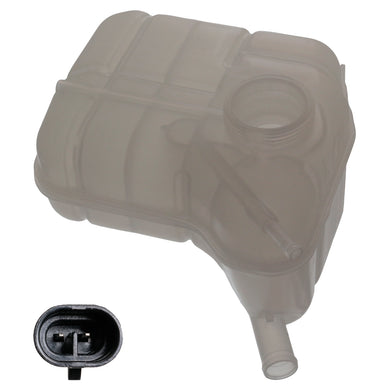 Coolant Expansion Tank Inc Sensor Fits Vauxhall Insignia Chevrolet GM Febi 47884