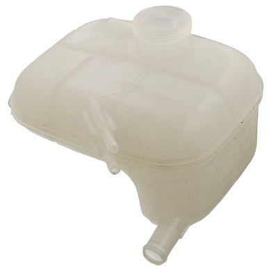 Coolant Expansion Tank No Sensor Fits Vauxhall Astra Saturn GM Classi Febi 47898