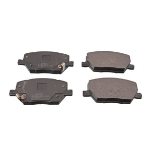 Front Brake Pad Set Fits Jeep Renegade FIAT 500 X 334 Blue Print ADA104278