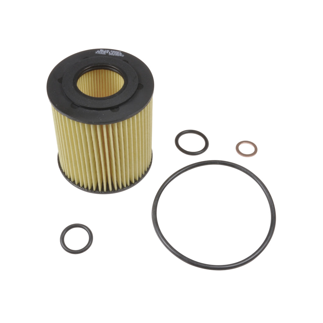 Oil Filter Inc Seal Rings Fits BMW 116 i Compact 118 i Cabr Blue Print ADB112106