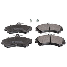 Load image into Gallery viewer, Front Brake Pad Set Fits Mitsubishi Carisma Colt 4x4 Plus 4x Blue Print ADC44251