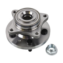 Load image into Gallery viewer, Front Wheel Bearing Kit Inc Wheel Hub Fits Land Rover Disco Blue Print ADJ138215