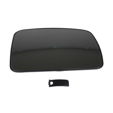 Right Exterior Mirror Mirror Glass Fits Land Rover Discover Blue Print ADJ139702