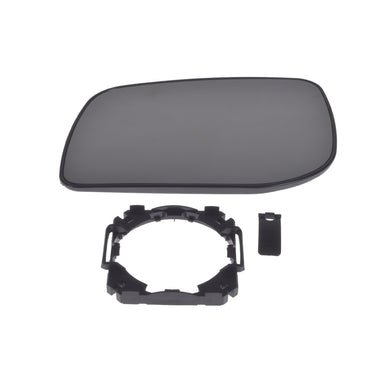 Left Exterior Mirror Mirror Glass Fits Land Rover Range II Blue Print ADJ139703