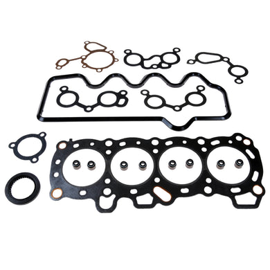 Cylinder Head Gasket Set Fits Nissan Micra Pao Blue Print ADN16251