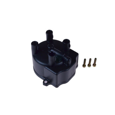 Ignition Distributor Cap Inc Bolts Fits Toyota Starlet III Blue Print ADT314237