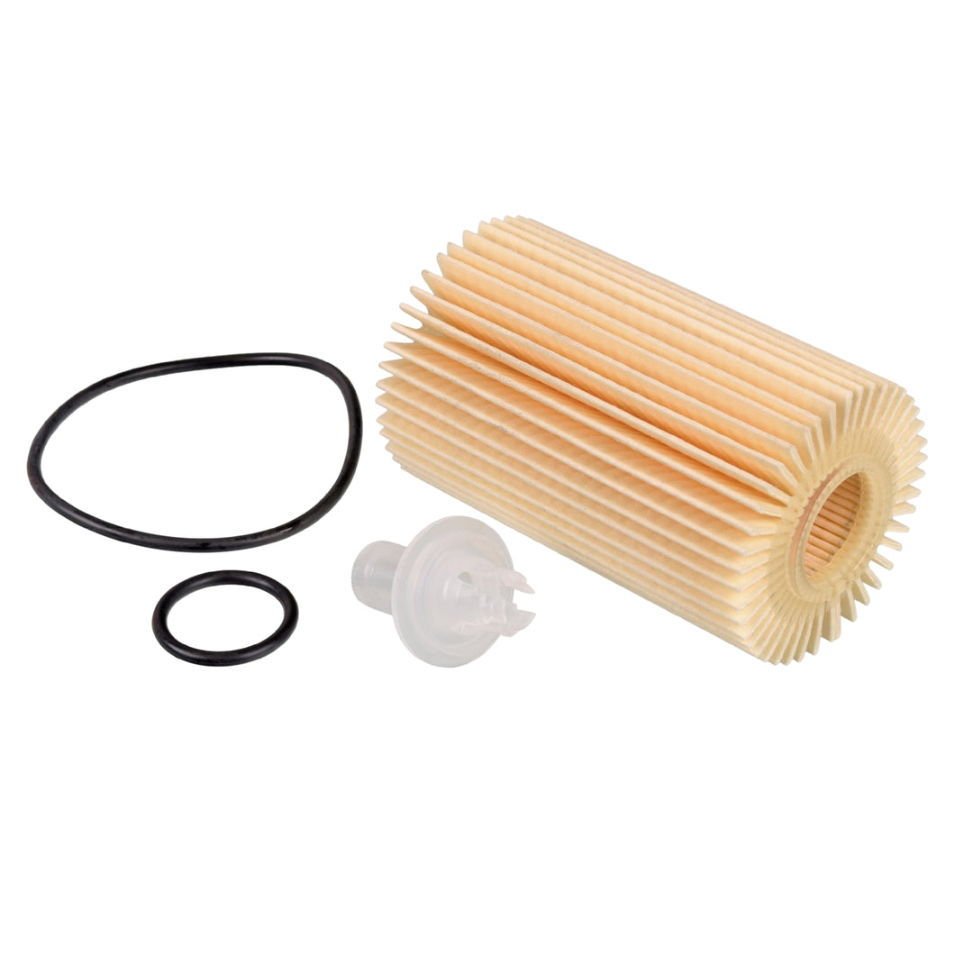 Oil Filter Fits Toyota Land Cruiser Sequoia Tundra Lexus LX Blue Print ADT32126