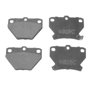 Rear Brake Pad Set Fits Toyota Celica Corolla Verso Wagon I Blue Print ADT342114