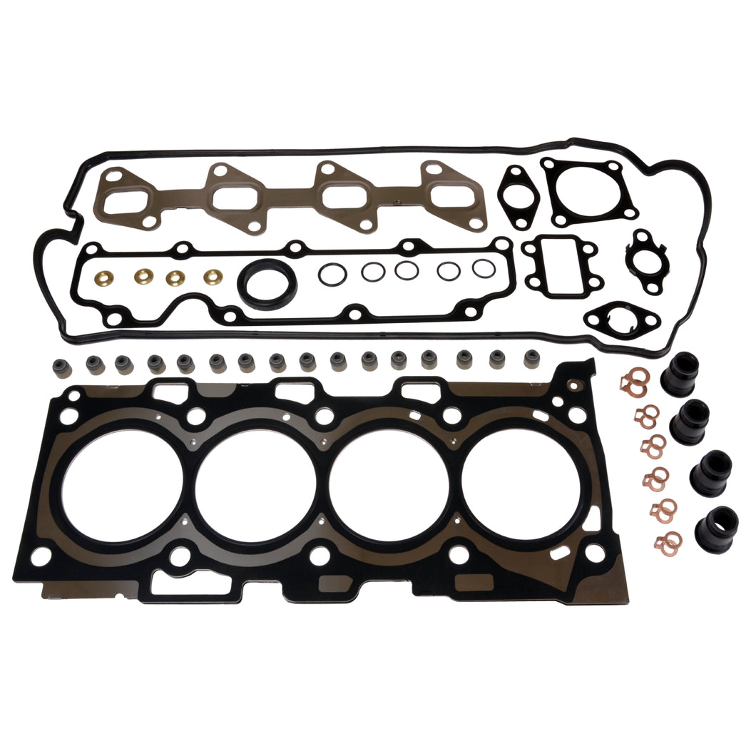 Cylinder Head Gasket Set Fits Toyota Auris Avensis Corolla Blue Print ADT362141