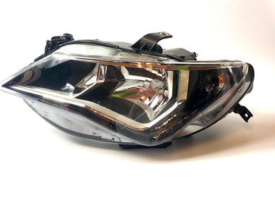 Front Left Halogen Led Headlight Fits Seat Ibiza OE 6J2941005K Valeo 46726