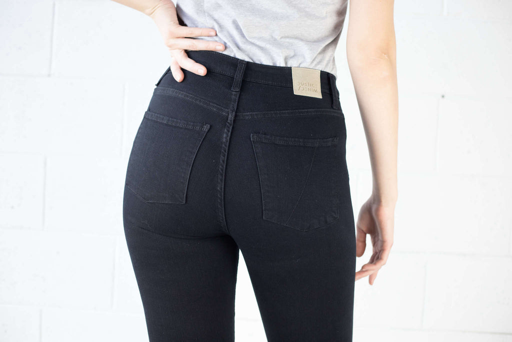 Skinny High Waisted Stretch Jean