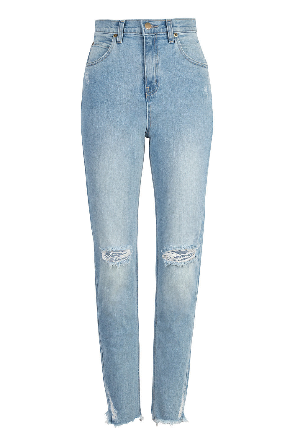 Redemption High Waisted Jean