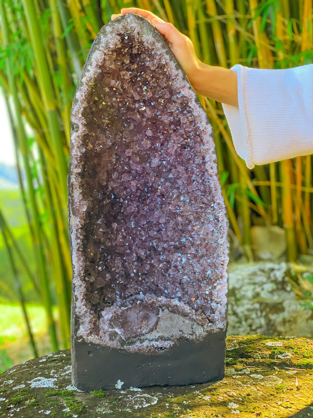 Magical Amethyst Geode