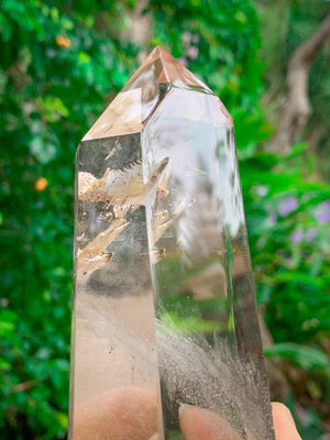 Smokey Quartz Grounding Generator