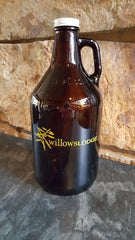 Willows Lodge Logoed Growler
