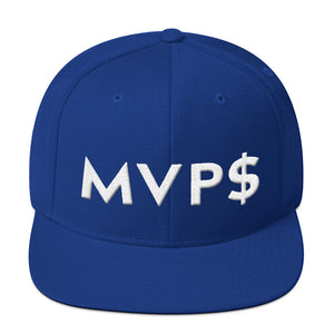 MVP$ Snapback Cap - more colourscaps - Most Valuable Playa