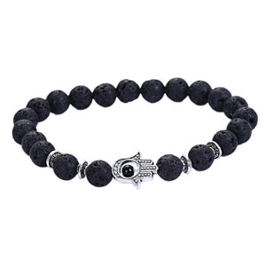 MVP$ Lava Stone Protector Palm BraceletAccessories - Most Valuable Playa