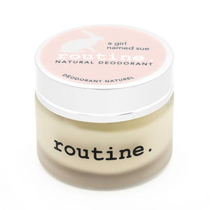 Routine - Natural Deodorant - A Girl Named Sue - 58ml
