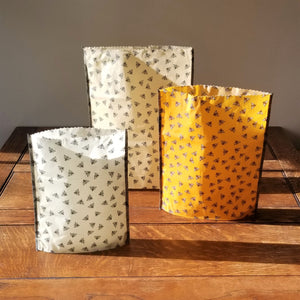 Beeswax Bags
