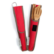 Load image into Gallery viewer, To Go Ware Reusable Bamboo Utensil Set