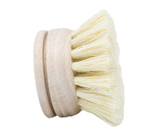 Load image into Gallery viewer, Dish Brush - Agave Fiber Brush With Replaceable Head