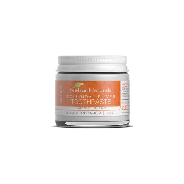 Nelson Naturals Toothpaste - Citrus Spice Blend 60ml